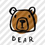 """Plotterdatei """"Bärenbande"""" großer Bär"""